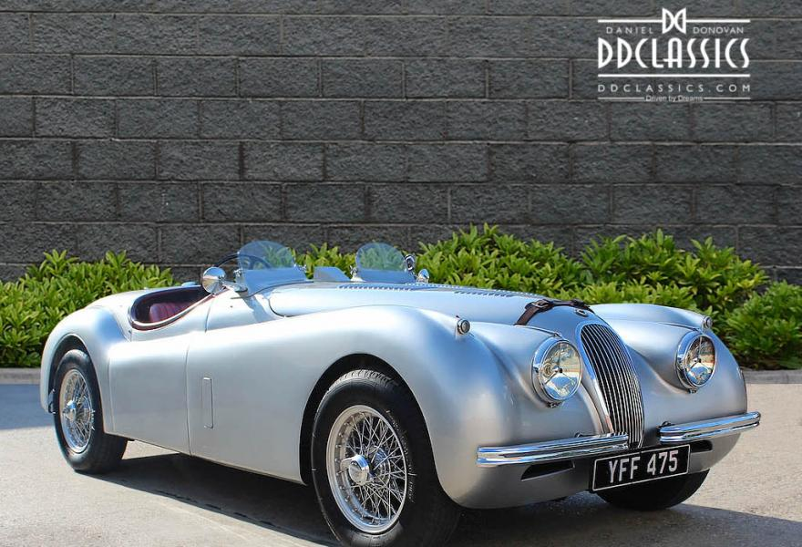 classic cars for sale - Jaguar