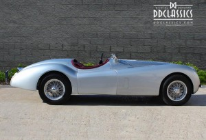 classic Jaguar xk120 roadster price UK