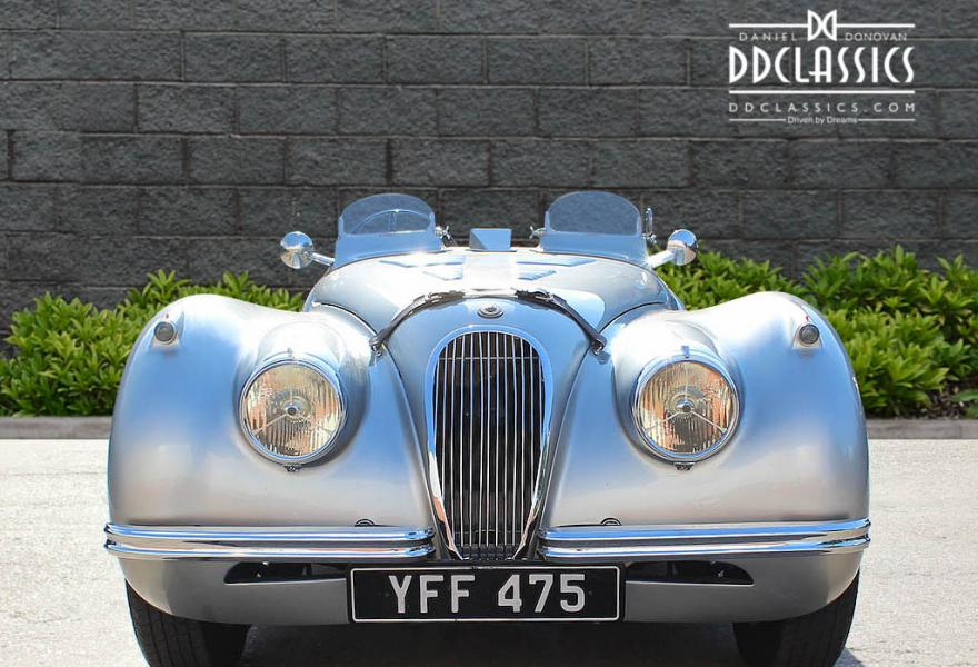 Jaguar XK 120 SE Roadster for sale London