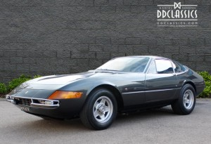 1971 ferrari 365 gtb/4 daytona for sale UK