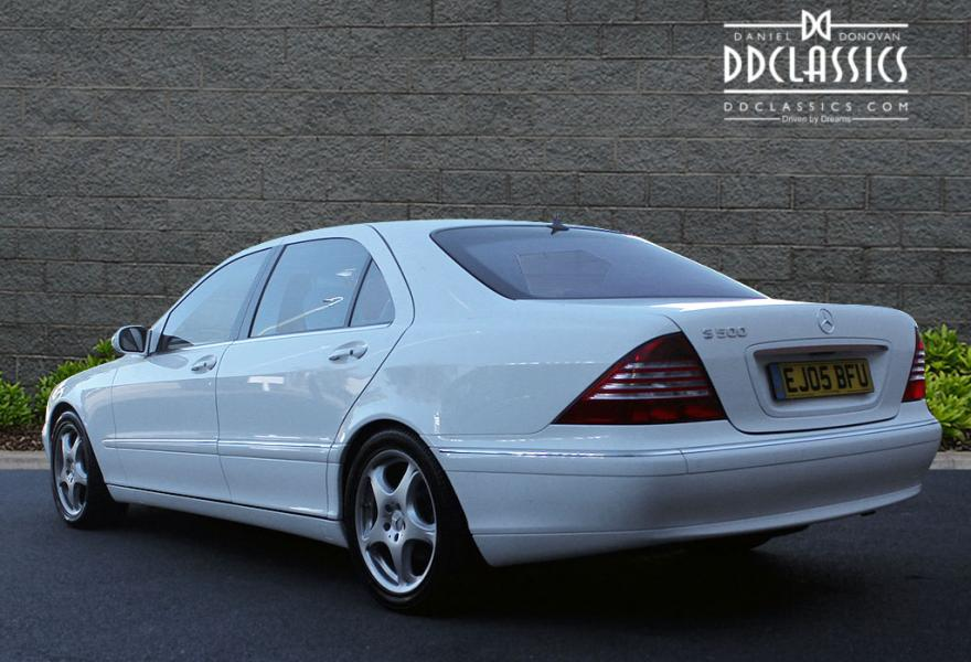 mercedes s500 sutomatic for sale with service history