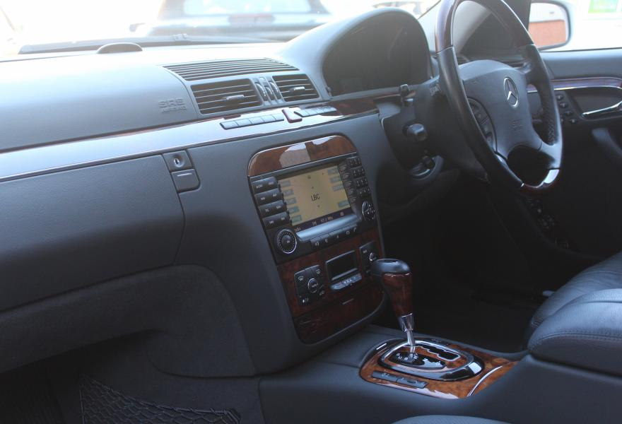 2005 mercedes benz s500 for sale interior