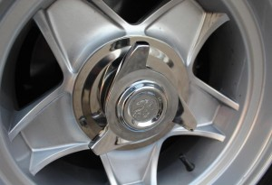 ferrari daytona wheels close up