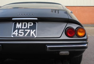 Daytona - Ferrari Daytona for Sale | Classic Cars for Sale UK