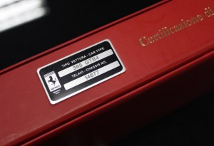 ferrari classiche certified cars for sale