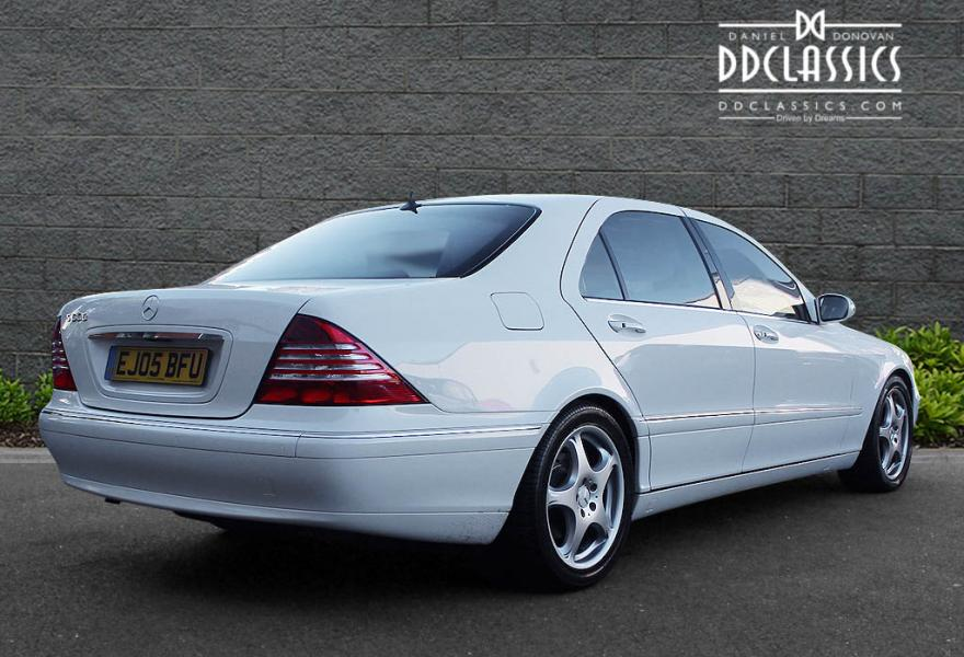 right hand drive mercedes s-class for sale