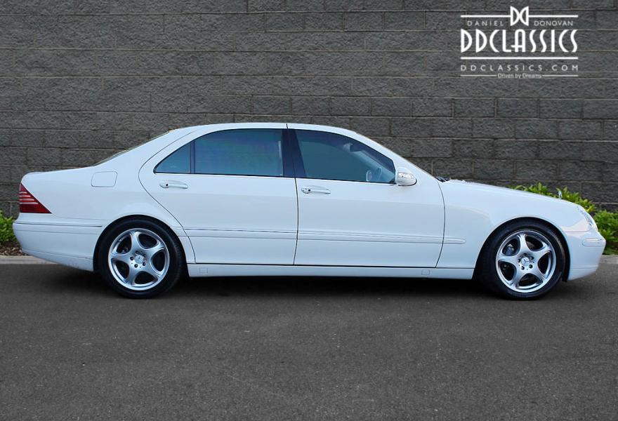 mercedes-benz s-class price UK