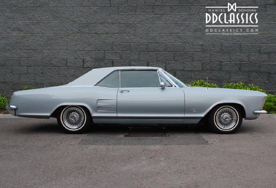 bruick riviera muscle car for sale in UK