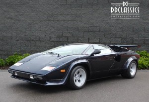 rhd lamborghini countach for sale UK