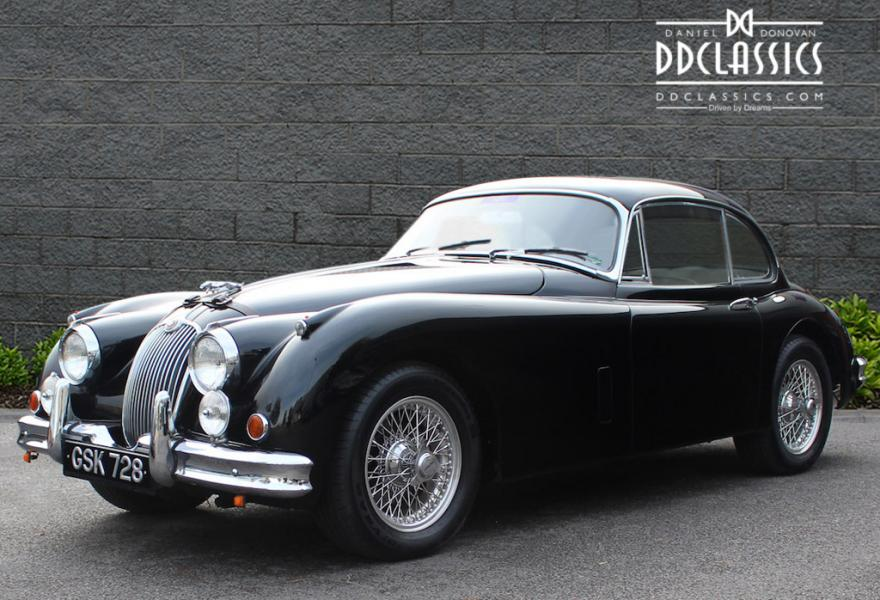 1958 Jaguar XK 150 Special Equipment for sale in London (RHD)