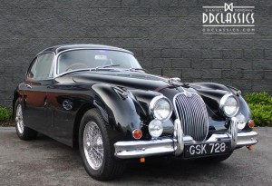 right hand drive jaguar xk150 for sale