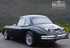 rhd jaguar xk150 for sale UK