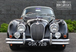 how much is a jaguar xk150 worth