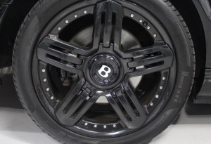 bentley azure wheels