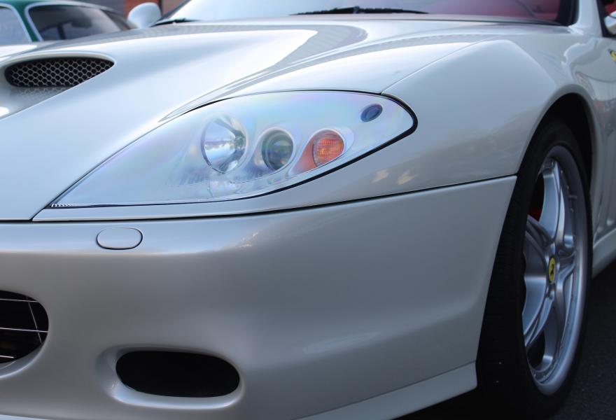 ferrari 575 superamerica headlights