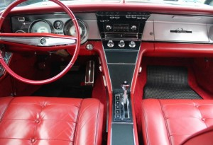 bruick riviera red interior