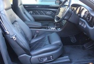 mulliner spec bentley for sale