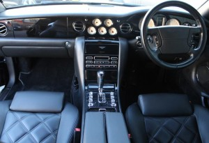 right hand drive bentley azure