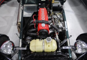 lotus super 7 engine