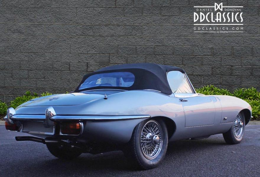 how much for a jaguar e-type