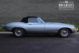 Classic Jaguar E-Type cars for sale | Classic and Performance Car