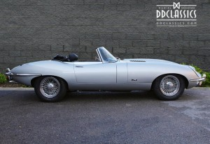 jaguar e-type for sale