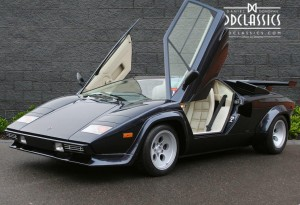 lamborghini countach for sale in London