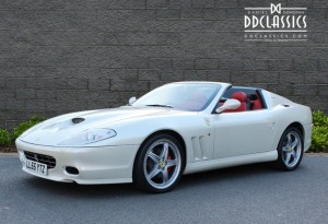 2006 Ferrari 575M Superamerica F1 for sale in London (LHD)