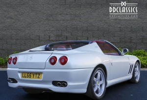 2006 ferrari 575m superamerica f1 for sale in London