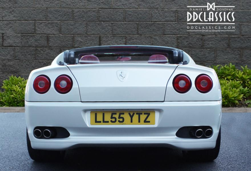 ferrari 575m for sale UK lhd