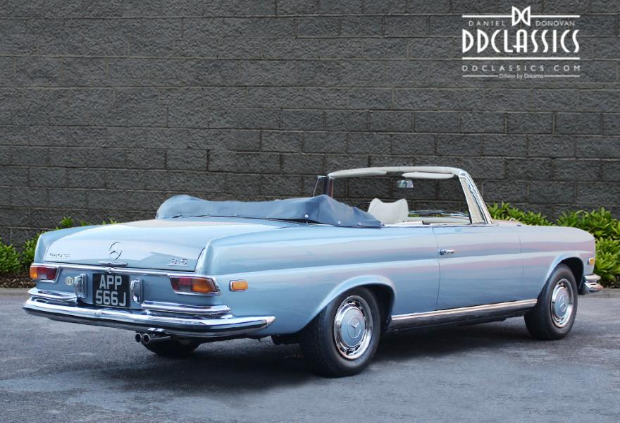 classic mercedes-benz 280 se for sale