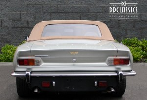 1985 aston martin v8 volante for sale