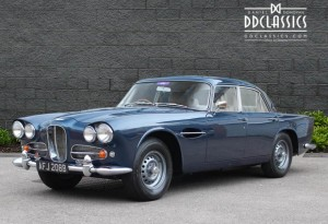1964 Aston Martin Lagonda Rapide 4.2 Litre Sports Saloon for sale in London (RHD)