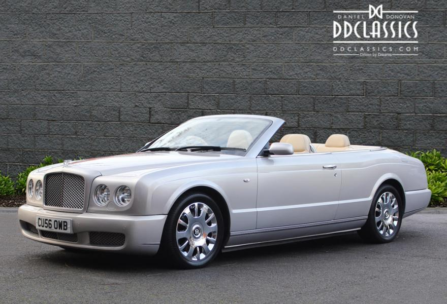 bentley azure convertible for sale
