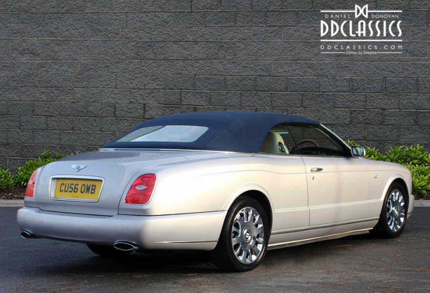 bentley azure price uk