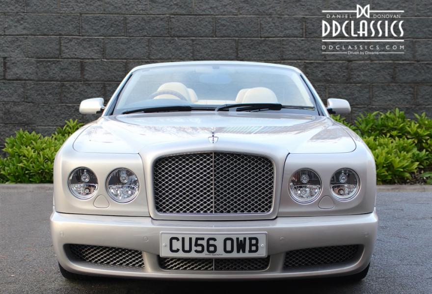 Bentley Azure Convertible RHD