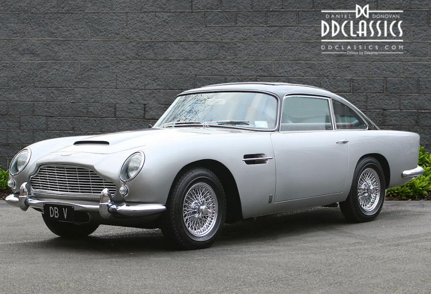 1964 Aston Martin DB5 for sale in London (RHD)