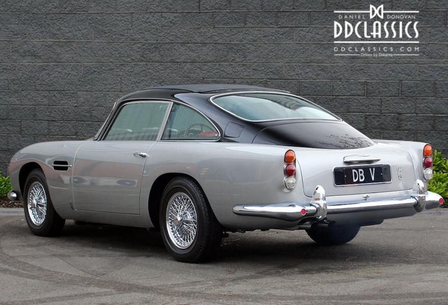 right hand drive aston martin db5 for sale