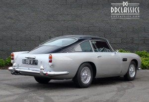 how much is an aston martin db5 worth