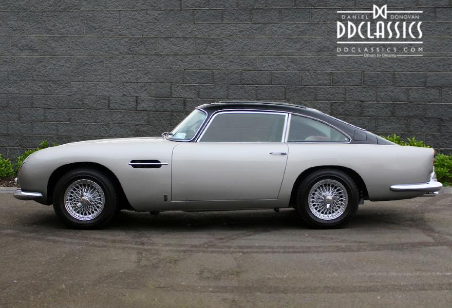 aston martin db5 for sale at DD Classics