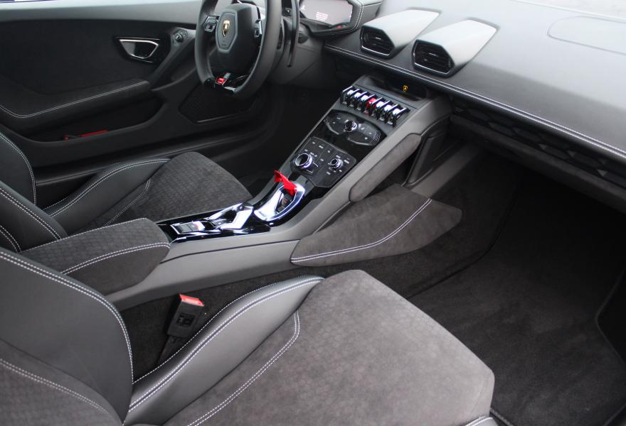 lamborghini lp610-4 limited edition interior