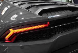 lamborghini huracan lights