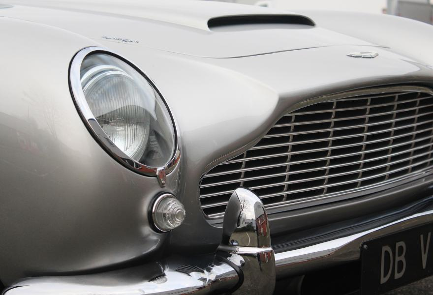 aston martin silver birch db5 for sale