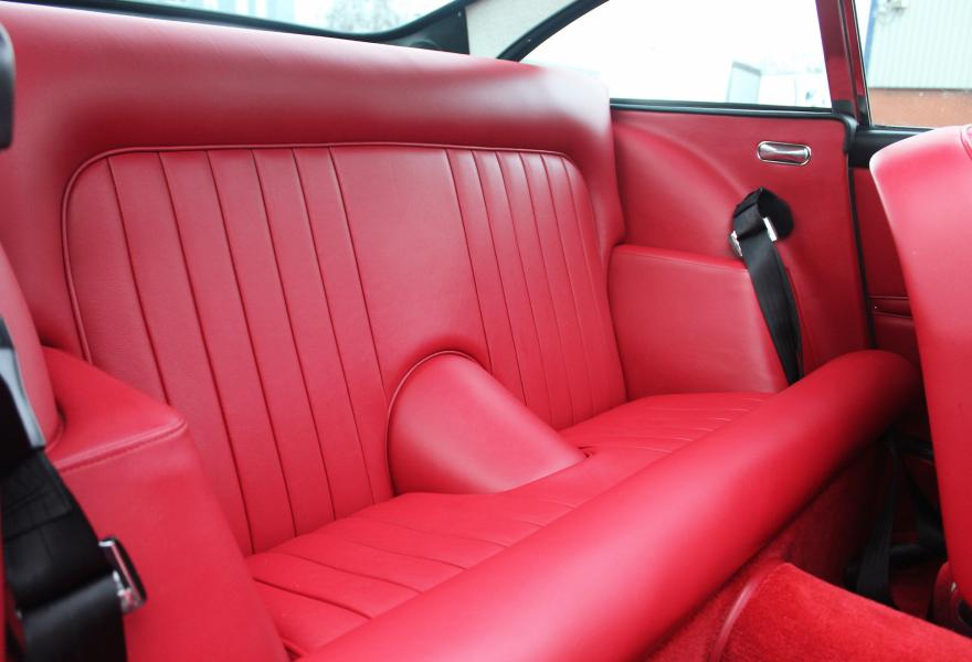 aston martin db5 rear seats