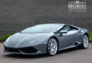 2016 Lamborghini Huracan LP610 AVIO Coupe for sale in London (LHD)