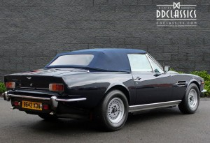 aston martin v8 volante for sale