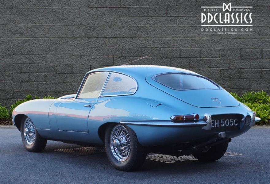 1965 Jaguar E-Type Series 1 4.2 Litre (RHD) for sale in London