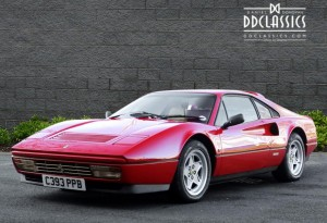 1986 Ferrari 328 GTB (RHD) for sale in London