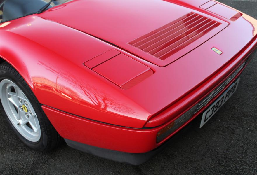 ferrari 328 gtb front end picture