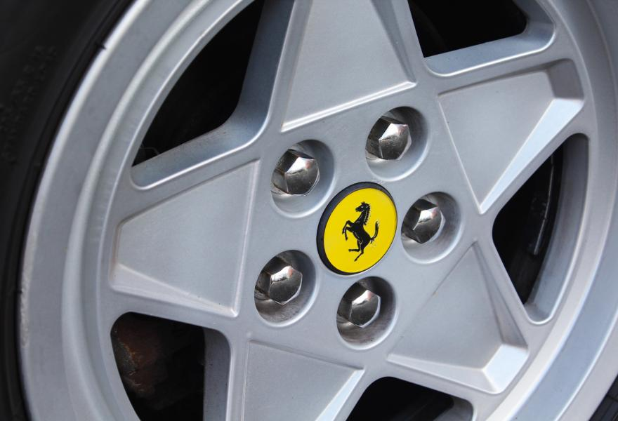 ferrari 5 star wheels